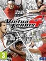 虚拟网球4 英文版