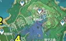 原神 2.0 神瞳分区域 「鸣神岛」!