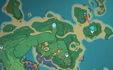 原神 2.0 五颗雷樱树在哪里?